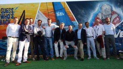 Volvo Ocean Race 2015 Lisboa