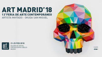 ART MADRID FAIR 18