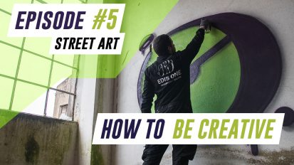 HOW TO BE CREATIVE EPISODE #5