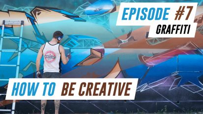 HOW TO BE CREATIVE EPISODE #7
