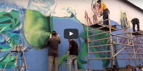 SEIXAL GRAFFITI 2013