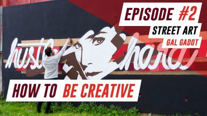 HOW TO BE CREATIVE EPISODE #2