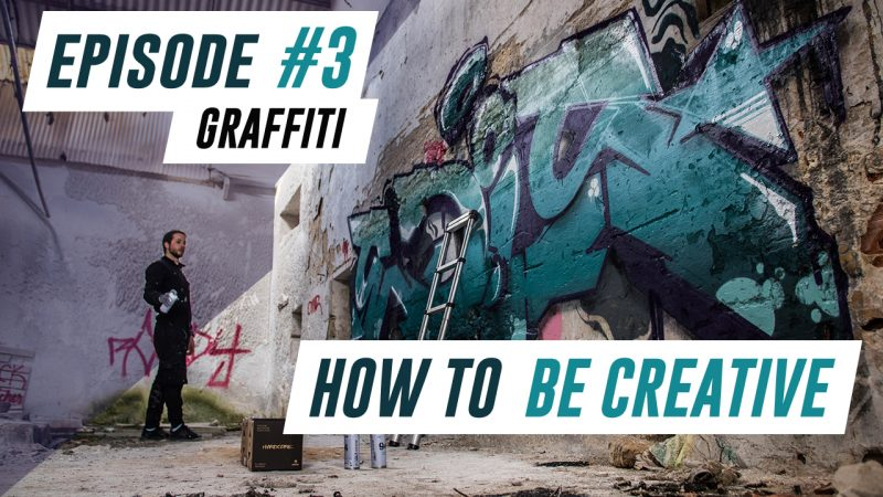 HOW TO BE CREATIVE EPISODE #3