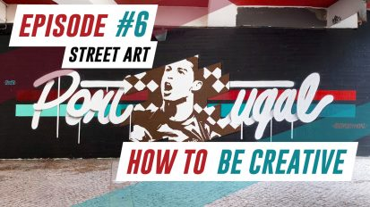 HOW TO BE CREATIVE EPISODE #6