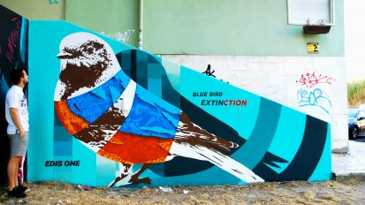 BLUE BIRD | EXTINCTION