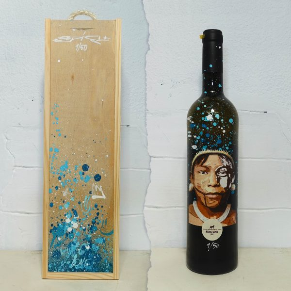EXTINCTION WINE BOTTLE I LIMITED EDITION